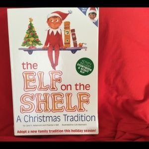 The Elf on the shelf I am a black boy